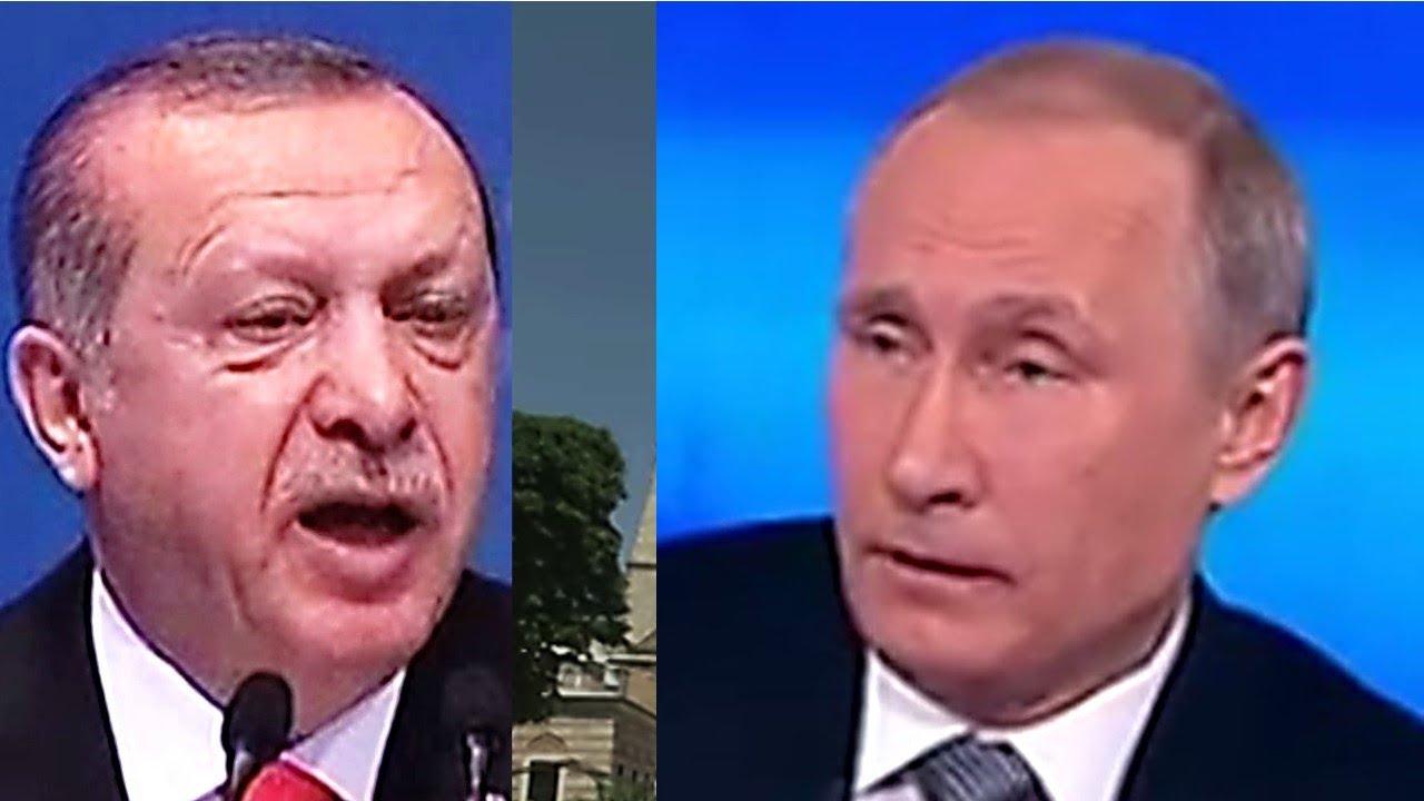 Противостояние России и Турции: От Карабаха до Донбасса